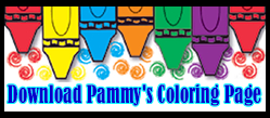 Pammy's Coloring Page